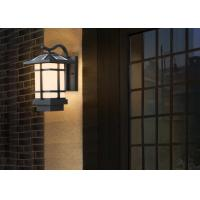 Cheap 220 V Solar Wall Lights , Solar Porch Lamps Work Time 8 - 10 Hours for sale