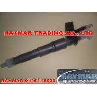 Bosch common rail injector 0445115009 for BMW E65 745D 13537793652 Manufactures