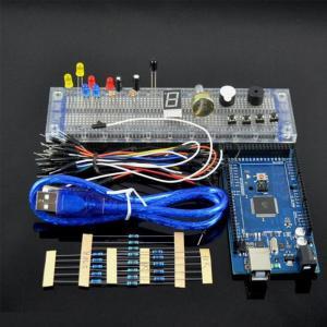 China DIY Basic Starter Kit for Arduino with MYB-120 Transparent Breadboard Arduino Mega 2560 r3 on sale