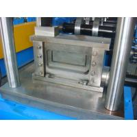 Cheap C Shape Steel Purlin Roll Forming Machine in Main Body Stress Structure for sale