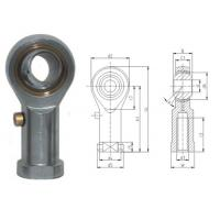 Rod End Bearing PHS   machine-lathed or precise forged body, nickle plated or zinc plated surface
