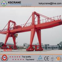 Cheap A-frame Structural Gantry Crane 40t for sale