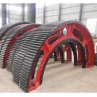 Cheap Big Spur Gear Price Larget Reduction Spur Gear Customized Big Size Forging Alloy Steel Herrigbone Gear for sale