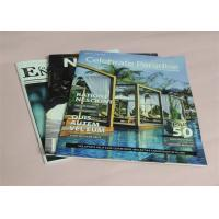 Cheap A4 Custom Magazine Printing And Binding for sale