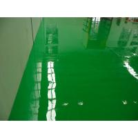 China Anti Static Wooden Laboratory Furniture Self Leveling Epoxy Resin Floor Paint on sale