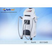 Cheap RF Monopolar IPL Hair Removal Machine for Skin Tightening Pigment removal for sale