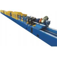 Cheap Insulated Rolling Shutter Making Machine With Double Head Uncoiler for sale