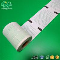 Cheap Smooth Surface 80mm Thermal Receipt Paper Various Roll Sizes Various Roll Sizes for sale