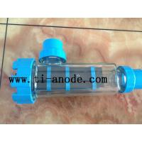Buy cheap Titanium electrodes for Salt Chlorination cell from wholesalers