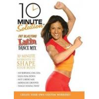 Cheap 10 Minute Solution-Fat Blasting Latin Dance Mix for sale