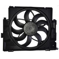 Automotive Electric Radiator Cooling Fans With Frame BMW Car Parts OEM 17427640511