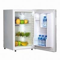 Cheap No Noise Freezer with 60W Rated Power for sale