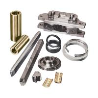 Cheap Custom Metal Parts Precision Dies , Hot Cold Forged Aluminum Parts for sale