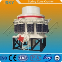 Cheap PYDT2200 Spring Cone Crusher High Efficiency Stone Crushing Machine for sale