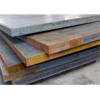 China Carbon Structural Hot Rolled Mild Steel , Low Alloy Flat Steel Plate on sale