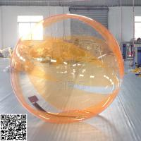 Cheap Multi Color Commercial Inflatable Balls Customized Size For Water Amusement Park for sale
