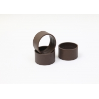 Cheap Creep Resistance PTFE Plastic And Rubber Parts High Mechanical Strength for sale