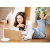 Cheap Double color temperature adjust LED Study Table Lamp with flexible arm can be light different angle for sale