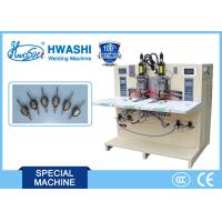 Cheap Wound Rotor Motor / Commutator Electrical Welding Machine With Automatic Fixture for sale
