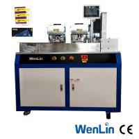 Buy cheap Customed sized  Plastic Dual Interface Rfid Smart Card Credit Singfle Card Punching Machine from wholesalers