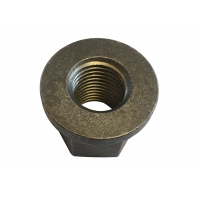 Cheap Din 981 45# Steel Auto Lathe Hex Lock Nut Pricision Tolerance Good Hardness for sale