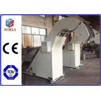 China Easy Operated Conveyor Belt Elevator , 1.5 Kw Vertical Bucket Conveyor on sale