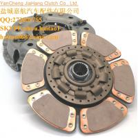 "Quality DK65S DK75 DK90 13 "" 22 spline heavy duty 6 pad tractor clutch T5189-14302 wholesale"