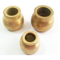 Cheap OEM oil impregnated sintered bushing and bearing for electric motors for sale