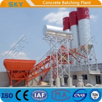 Cheap SGS PLD1200 60m3/h Aggregate Batching Mathine for sale