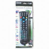 Cheap Universal Remote Control with Low Power Consumption and TV, VCR, DVD, SAT, 8-in-1 Devices for sale