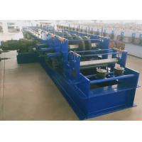 Cheap Automatic C Z Lipped Channel Shaped Purlin Roll Forming Machine 1.5-3.0mm Thickness for sale