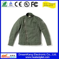 Cheap Waterproof 12V heated clothing for motocycling for sale
