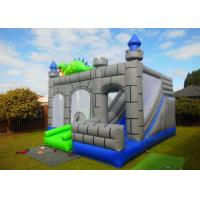 Cheap Rent Giant Commercial Inflatable Combo, Dragon Bouncy Castle With Slide Hire for sale