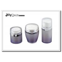 Buy cheap Pump Spray Cylindrical Round PP Empty Makeup Bottles Cosmetic Packaging from wholesalers
