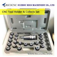 China Milling Tool Holder Collets Chuck Set with Metric ER Collet Sets on sale
