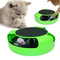 Cheap Cat catch mousetrap catch the mouse Cat toys Funny cat toys Pet cat supplies TV products TOY for sale