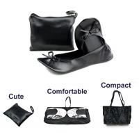 Cheap Where Can i Get Ballet Shoes, Womens Black Flat Ballet Shoes, Ballet Flats Online for sale