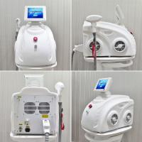 Cheap 808nm Diode Laser Hair Removal Machine with cold laser , Medical Laser Equipment for sale
