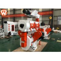 China 1.5 - 2.5T/H Animal Feed Machine Poultry Feed Pellet Making Machine on sale