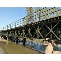 China Customized Design Prefabricated Steel Structure Bailey Bridge on sale