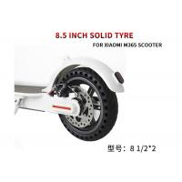 Cheap Anti Slip Electric Scooter Accessories 8 1/2*2 Honeycomb Non Peumatic Solid Tire for sale