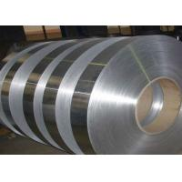 Cheap Mill Finished  Aluminum Strip For Composite Pipe , Flat Aluminum Strips Alloy 3003 / 8011 for sale