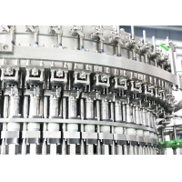 Cheap PET Glass Bottle Carbonated Soft Drink Filling Machine for sale