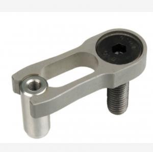 Cheap DIN Slide Retainer Plastic Injection Mould Parts for sale
