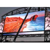 Cheap Rental  Use 5mm Led Screen , Outdoor Digital Advertising Screens High Refresh Rate for sale