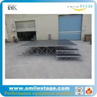 Cheap Used Aluminum Stages Portable Stagings for Concerts for sale