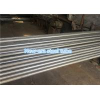 Buy cheap Welded Precision Steel Tube E275 E355 Fluid / Gas Transport Decoration EN10305-2 from wholesalers