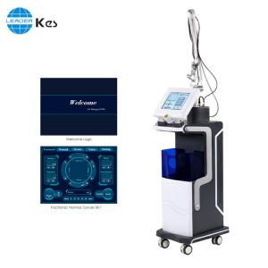 Cheap 10.64um Air Cooling Co2 Fractional Laser Equipment For Scar Removal for sale