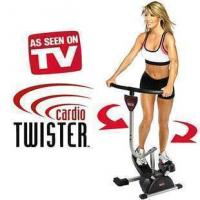 Cheap low price high quality Cardio Twister with Color box for sale