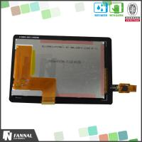 Cheap 3.5 Inch Capacitive TFT Touch Panel Monitor MSG2133A For Industrial / Rugged PDA for sale